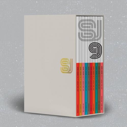 Super Junior - 9th Album Time_Slip (Random Ver.)
