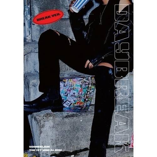 Yoon Du Jun - 1st Mini Album Daybreak (Break Ver.)
