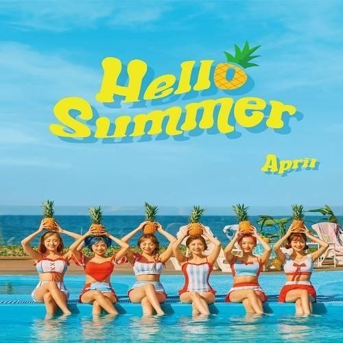 April - Summer Special Album Hello Summer (Summer Day Ver.)