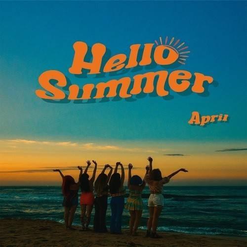 April - Summer Special Album Hello Summer (Summer Night Ver.)