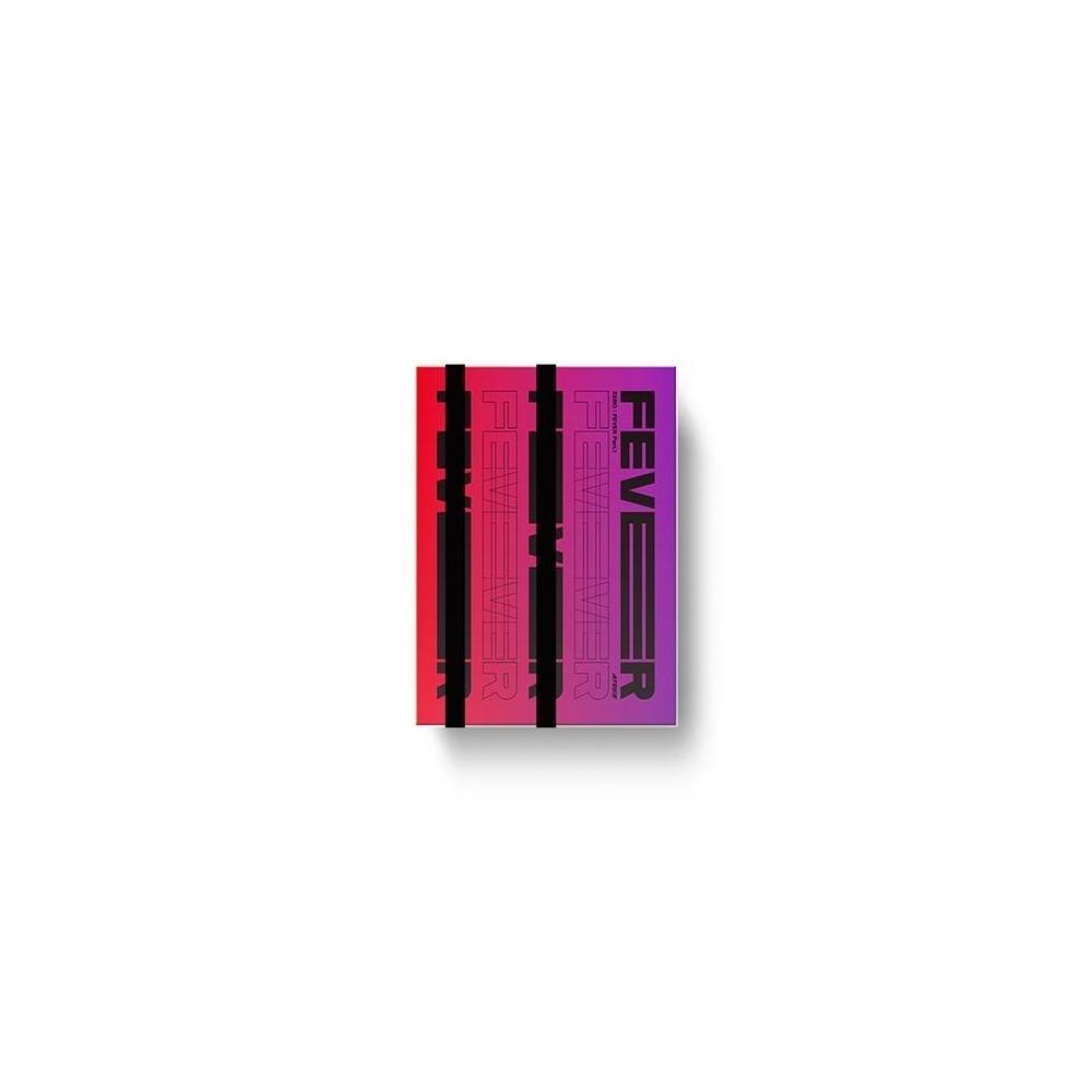 ATEEZ - ZERO FEVER Part.1 (DIARY Ver.)