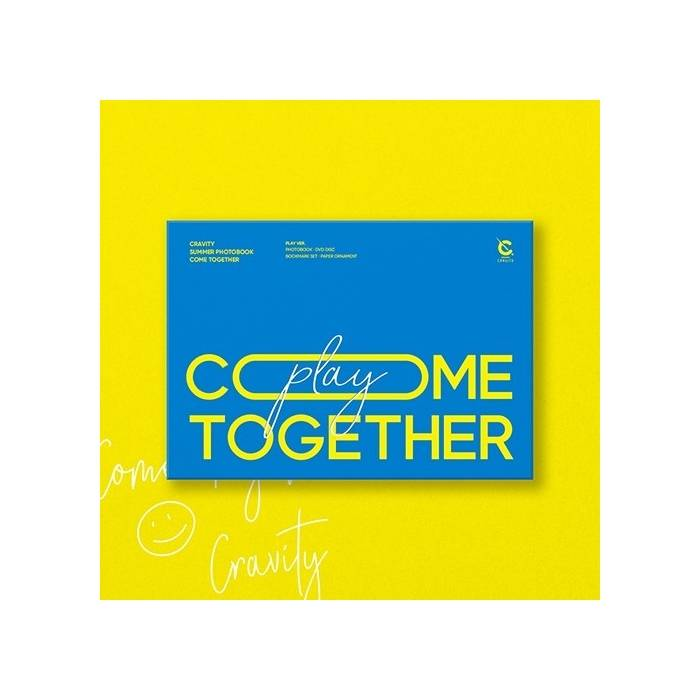 CRAVITY - SUMMER PHOTO BOOK : COME TOGETHER (PLAY Ver.)