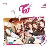 TWICE - 1st Mini Album The Story Begins