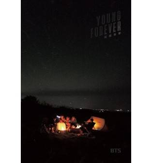 BTS - Special Album Young Forever (Night Ver.)