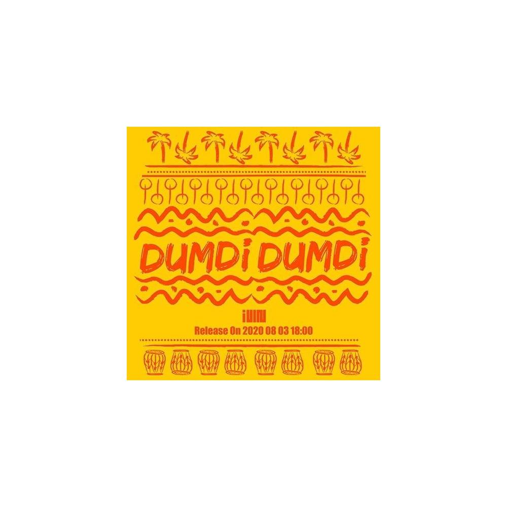 (G)I-DLE - 1st Single Album DUMDi DUMDi (Night Ver.)