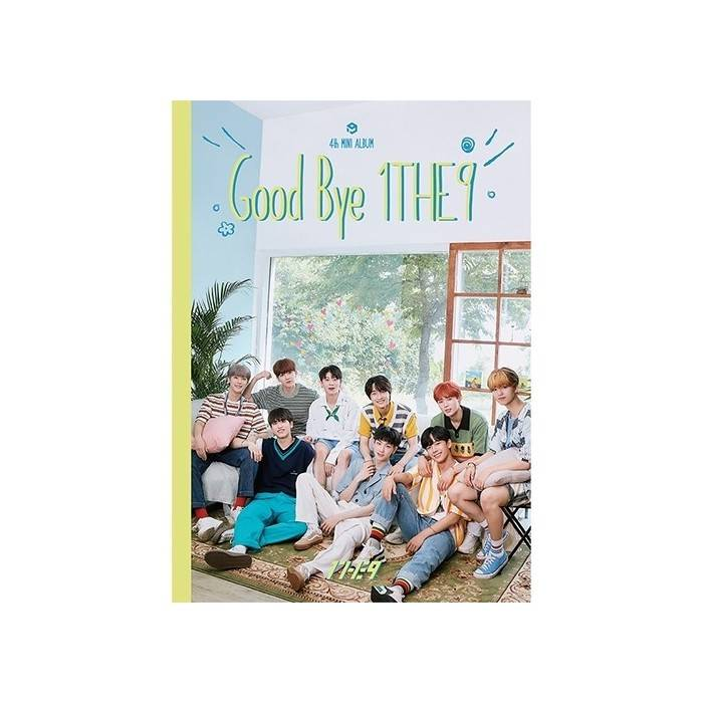 1THE9 - 4th Mini Album Good Bye 1THE9