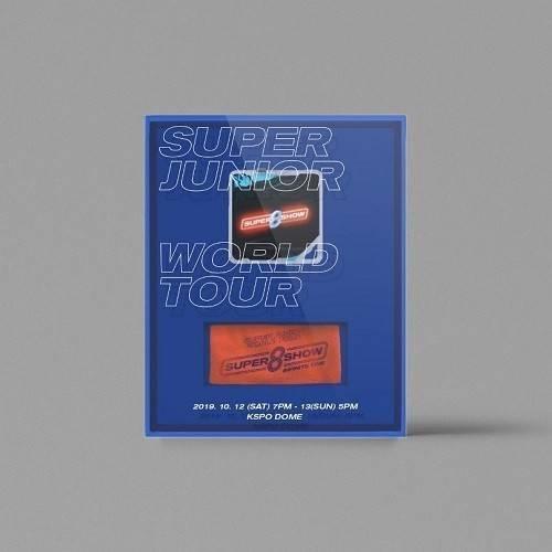 Super Junior - World Tour Super Show 8 Infinite Time Kit Video