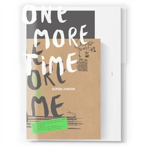 Super Junior - Special Mini Album One More Time