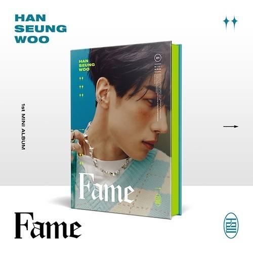 HAN SEUNG WOO - 1st Mini Album Fame (Han Ver.)