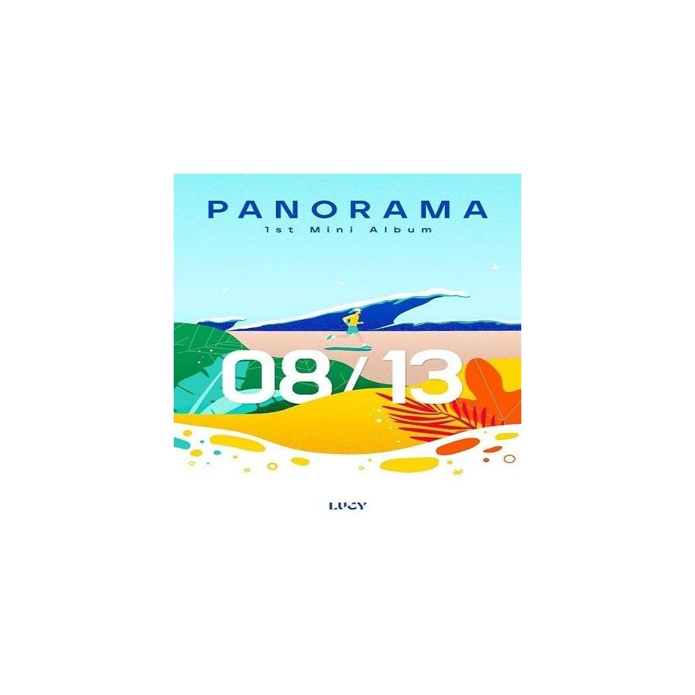LUCY - 1st Mini Album PANORAMA