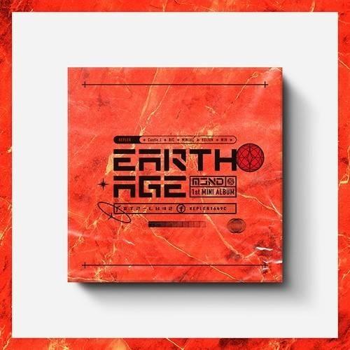 MCND - 1st Mini Album EARTH AGE (KEPLER Ver.)