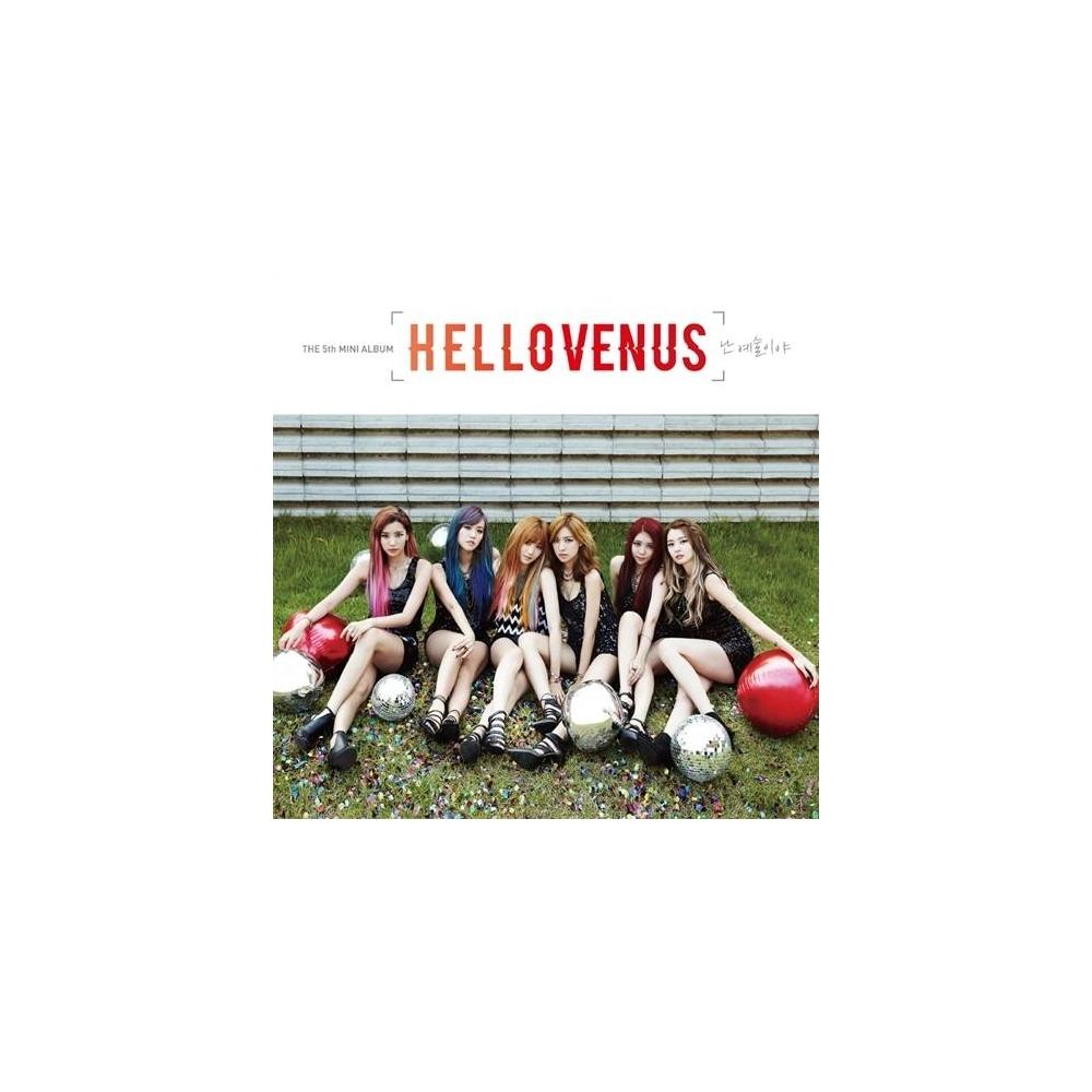 Hello Venus - 5th Mini Album I'm Ill