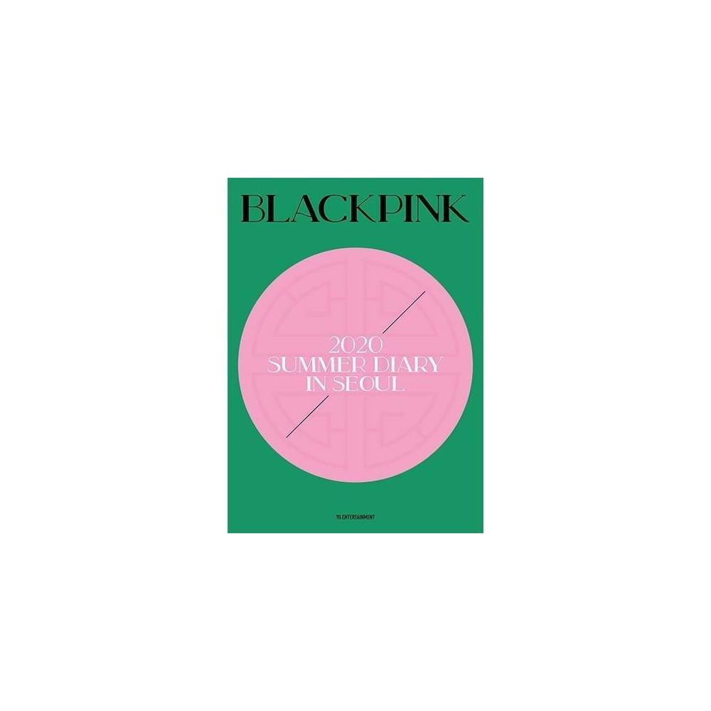 BLACKPINK - 2020 BLACKPINK'S SUMMER DIARY IN SEOUL DVD