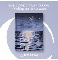 DAY6 (Even of Day) - 1st Mini Album The Book of Us Gluon - Nothing can tear us apart -