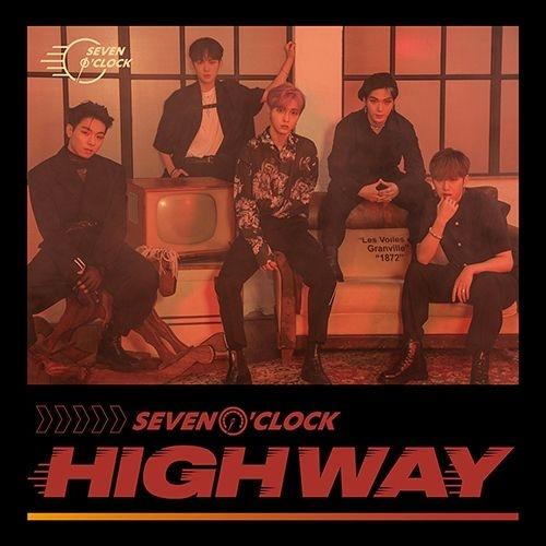 SEVEN O'CLOCK - 5th Project Album HIGHWAY