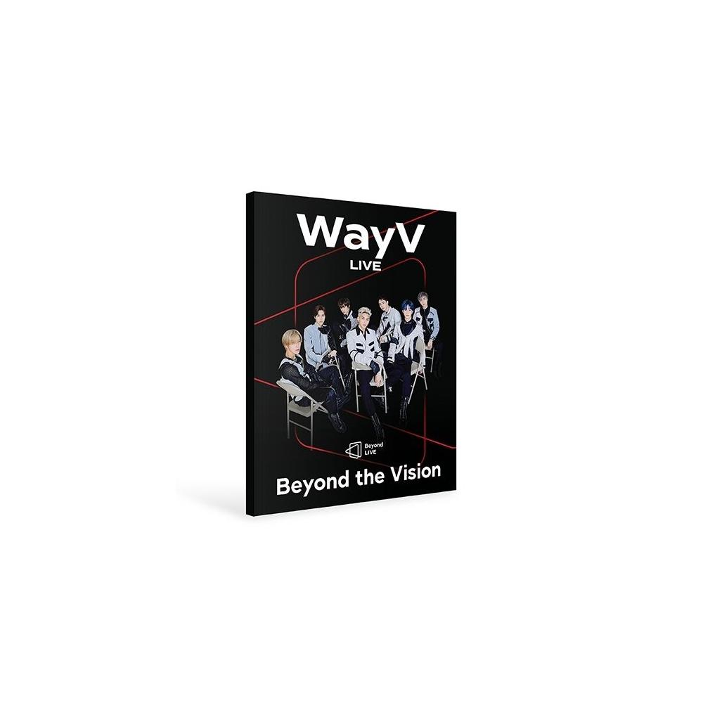 WayV - Beyond LIVE BROCHURE WayV Beyond the Vision