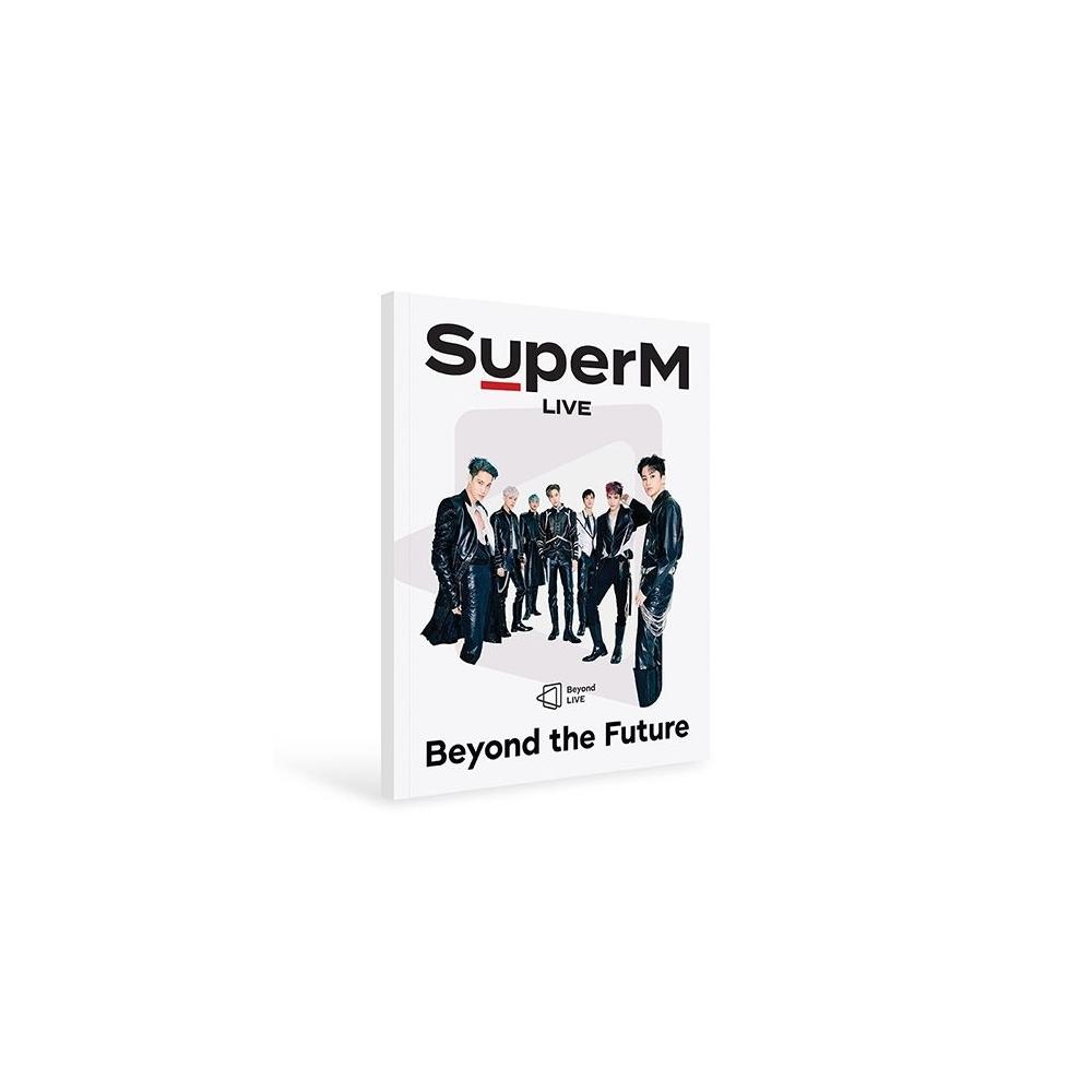 SuperM - Beyond LIVE BROCHURE SuperM Beyond the Future