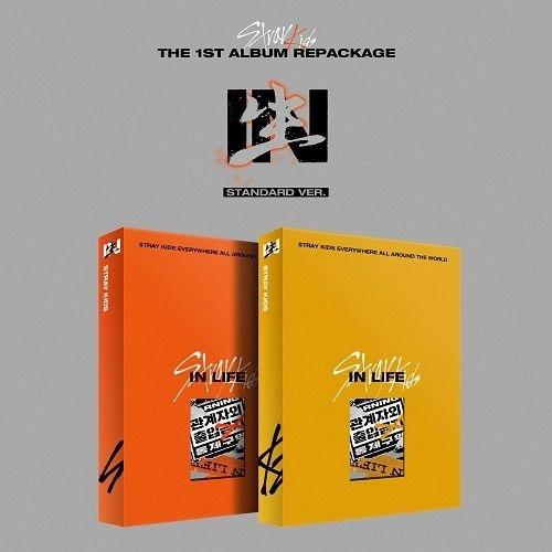 Stray Kids - 1st Album Repackage IN LIFE (Standard Ver.)