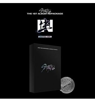 Stray Kids - 1st Album Repackage IN LIFE (Limited Ver.) (Cover Damaged)