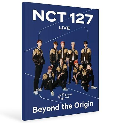 NCT 127 - Beyond LIVE BROCHURE NCT 127 [Beyond the Origin]