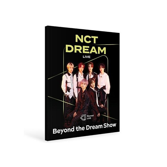 NCT Dream - Beyond LIVE BROCHURE NCT DREAM : Beyond the Dream Show