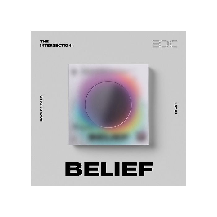 BDC - 1st EP THE INTERSECTION : BELIEF (UNIVERSE Ver)
