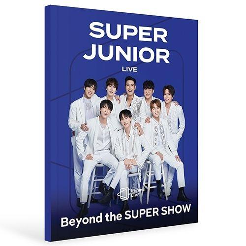Super Junior - Beyond LIVE BROCHURE SUPER JUNIOR : Beyond the SUPER SHOW