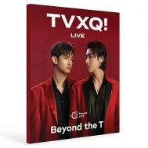 TVXQ - Beyond LIVE BROCHURE TVXQ! : Beyond the T