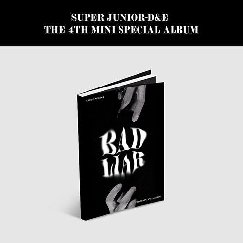 Super Junior D&E - 4th Mini Special Album Bad Liar