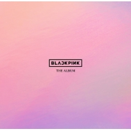 BLACKPINK - 1st FULL ALBUM THE ALBUM (4 Ver.)