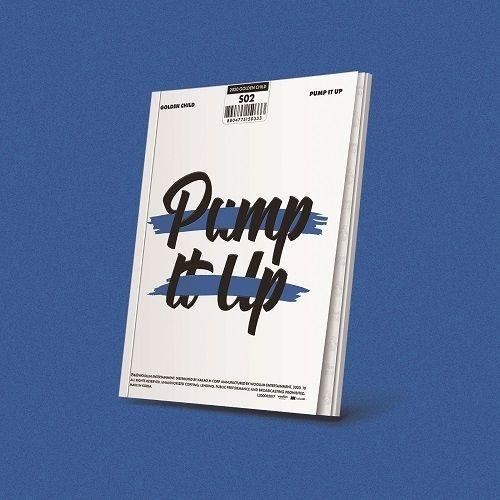 Golden Child - 2nd Single Pump It Up (C Ver.)