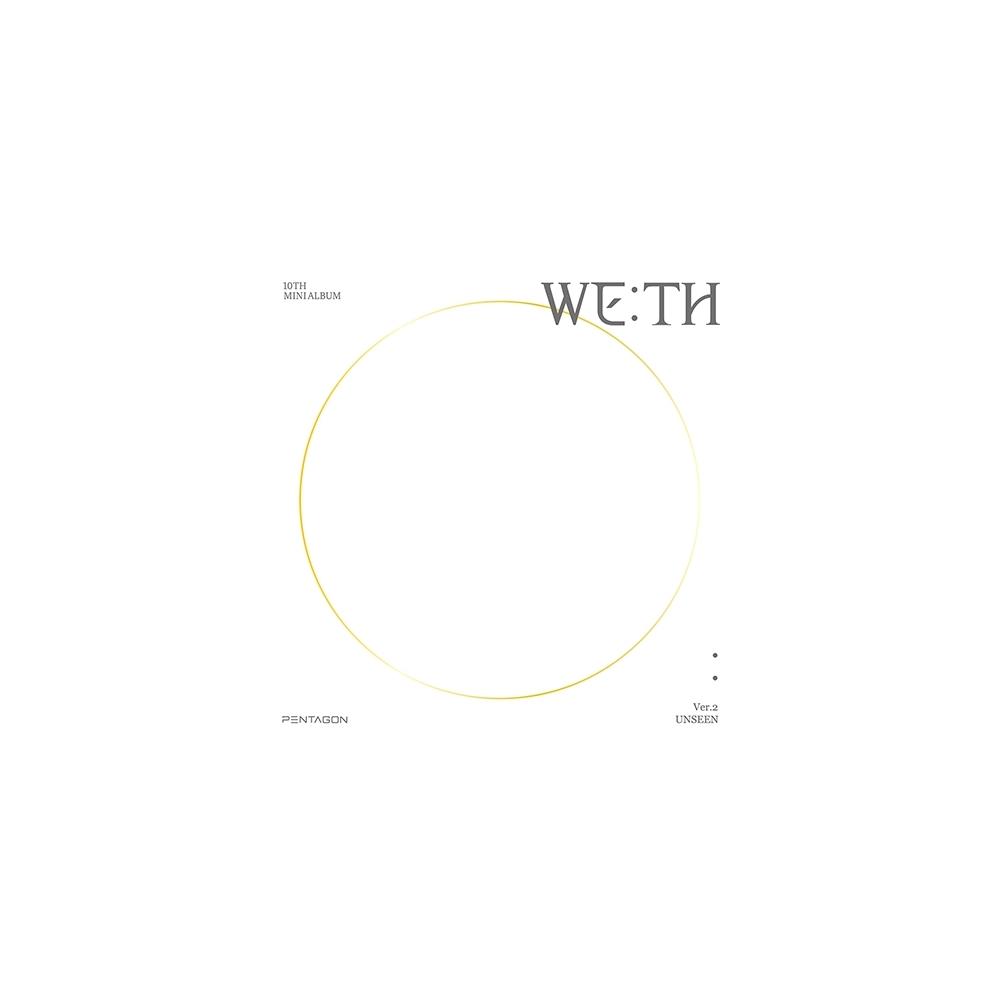 Pentagon - 10th Mini Album WE:TH (UNSEEN Ver.)