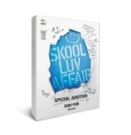 BTS - Skool Luv Affair Special Addition (CD+2DVD)