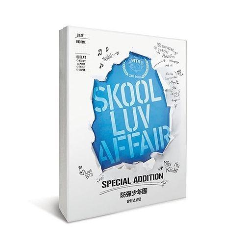 BTS - Skool Luv Affair Special Addition (CD+2DVD)