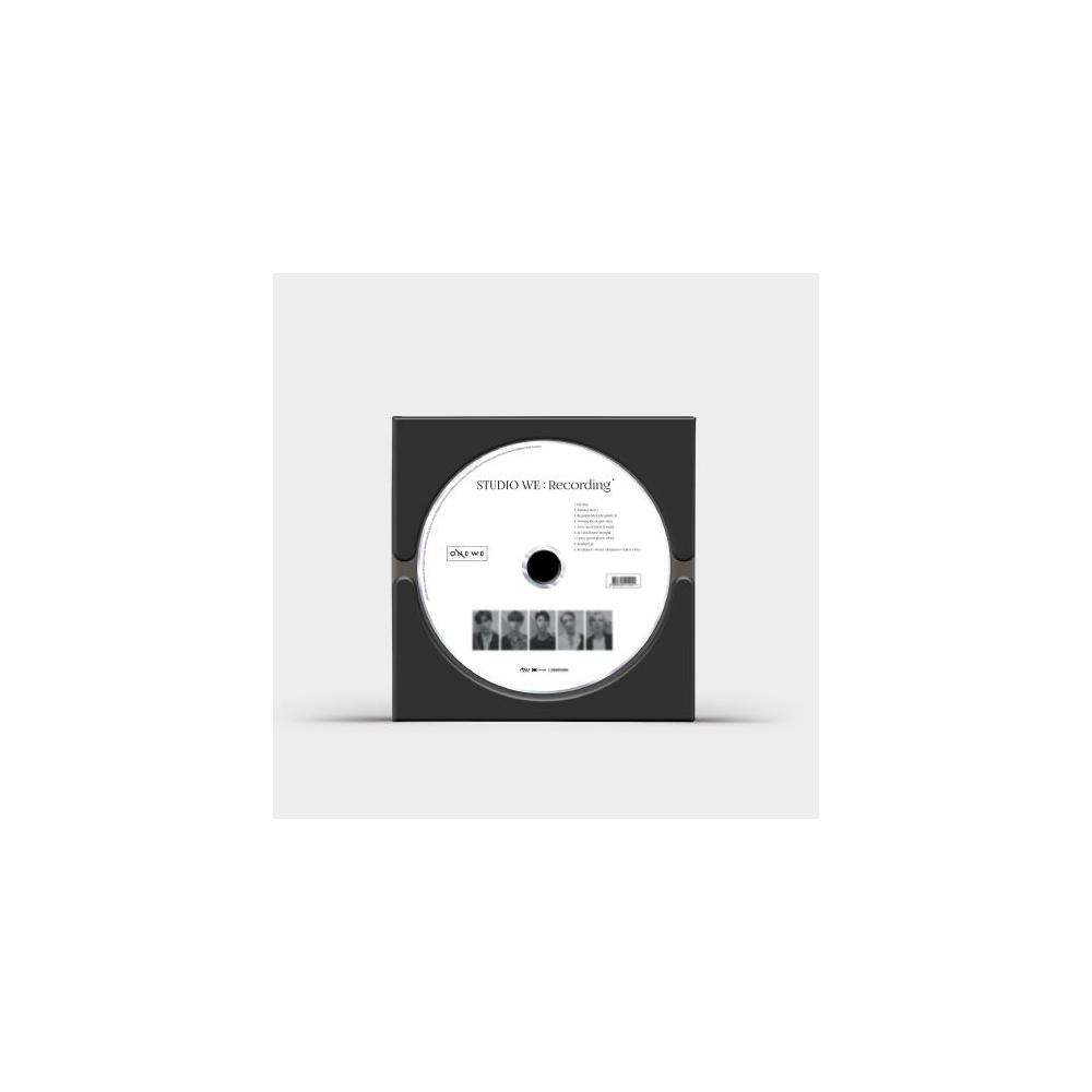 ONEWE - 1st Demo Album STUDIO WE : Recording