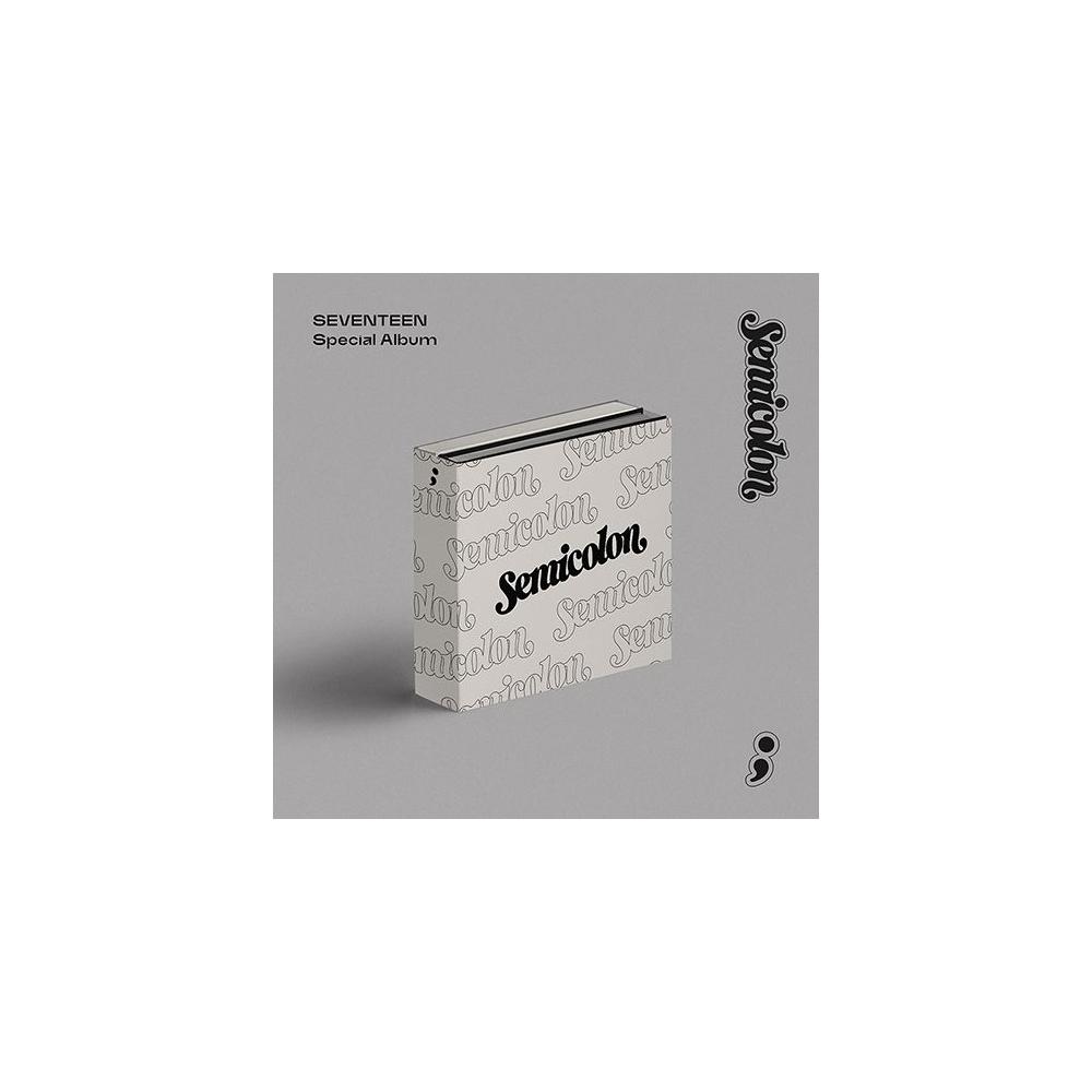 SEVENTEEN - Special Album Semicolon (Random Ver.)