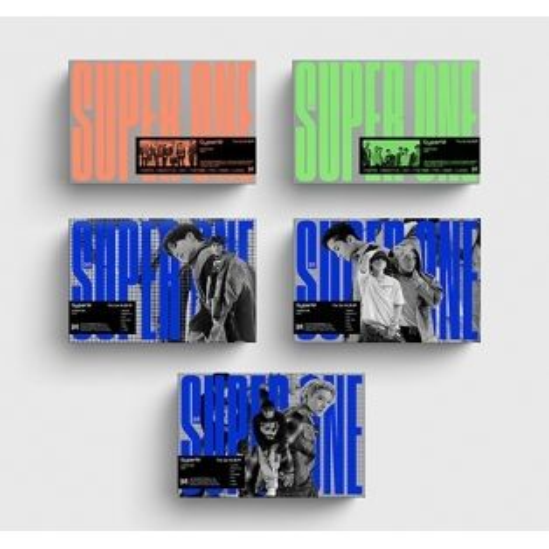 SuperM - 1st Album Super One (Random Version)