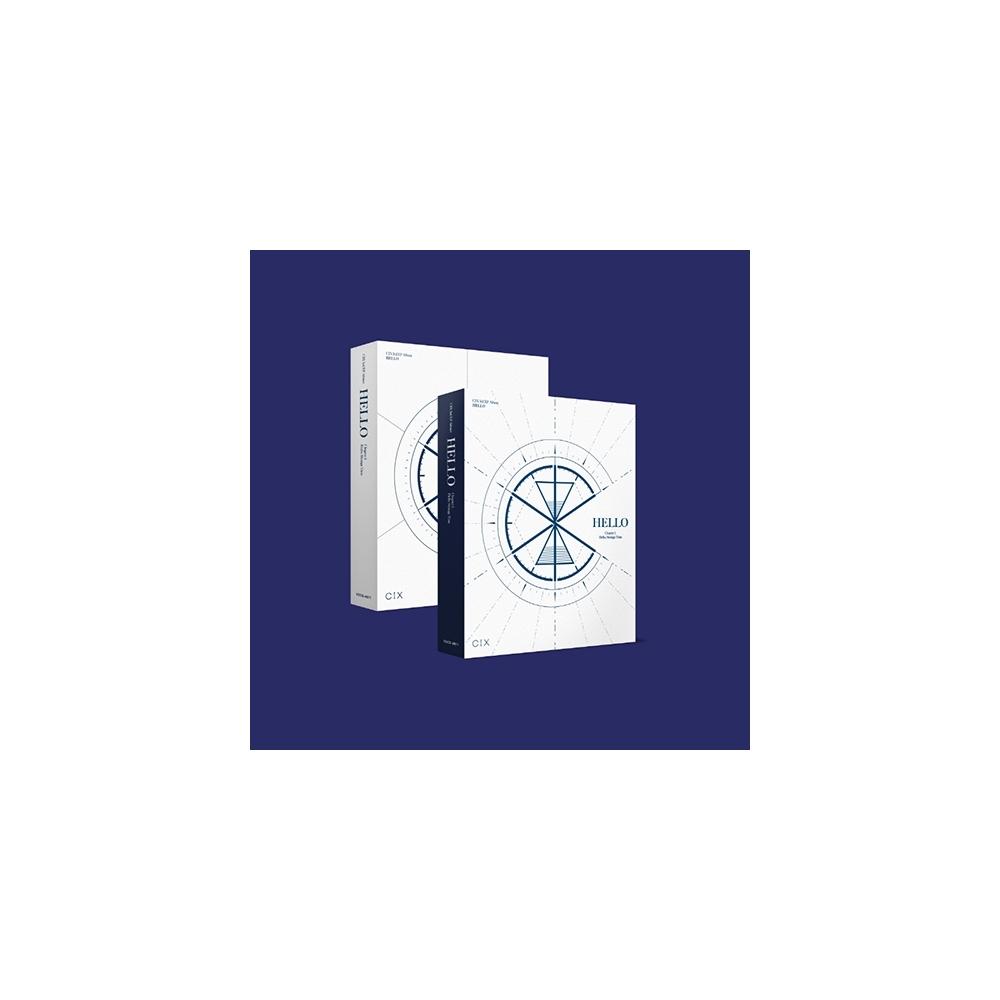 CIX - 3rd Mini Album HELLO Chapter 3. Hello,, Strange Time (Hello Ver.)
