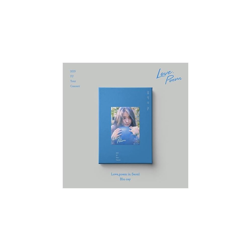 IU - 2019 Tour Concert : Love,, poem in Seoul blu-ray