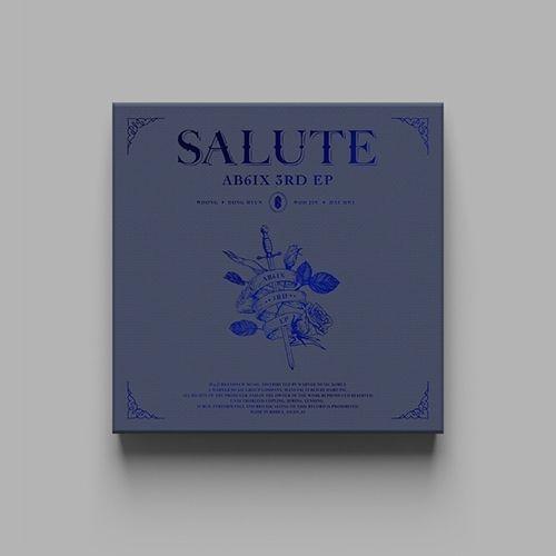 AB6IX - 3RD EP SALUTE (ROYAL Ver.)
