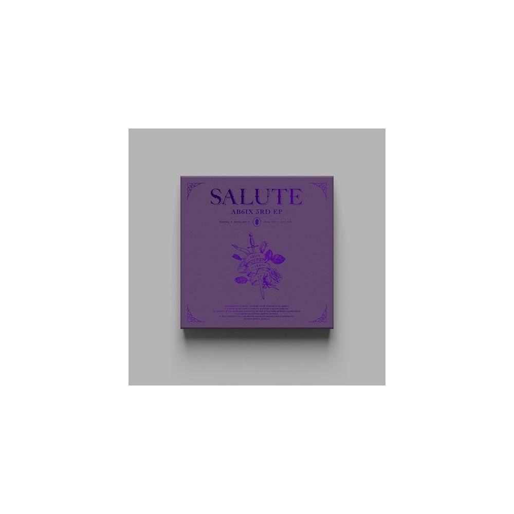 AB6IX - 3RD EP SALUTE (LOYAL Ver.)