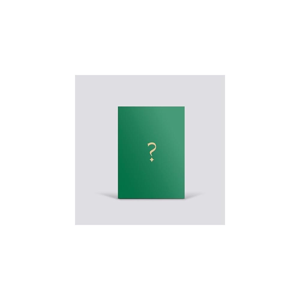 MAMAMOO - 10th Mini Album TRAVEL (light green Ver.)