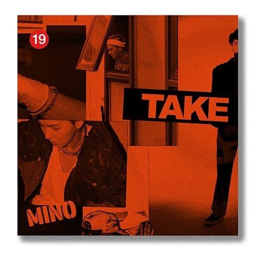 MINO - 2nd FULL ALBUM 'TAKE' (LIMITED KiT Ver.)