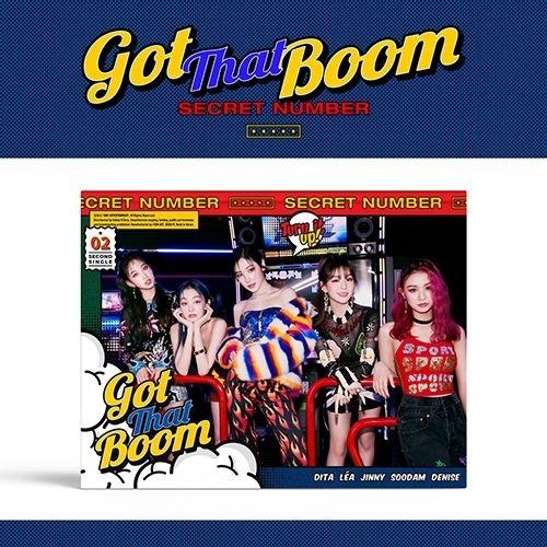 Secret Number - 2nd Single Got That Boom