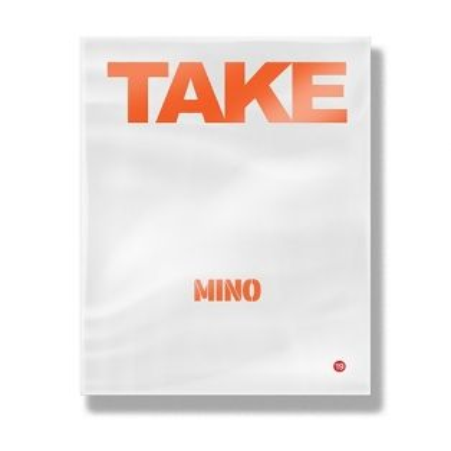 MINO - 2nd FULL ALBUM 'TAKE' (Take 2 Ver.)