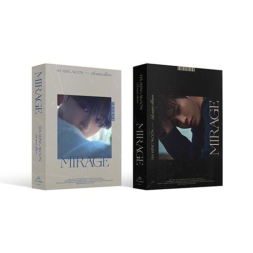 Ha Sung Woon - 4th Mini Album Mirage (Random Ver.)