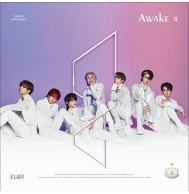 E'LAST - 2nd Mini Album Awake (White Ver.)