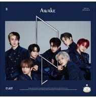 E'LAST - 2nd Mini Album Awake (Navy Ver.)