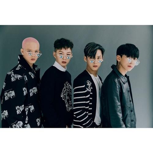 BTOB 4U - 1st Mini Album: INSIDE (IN ver.)