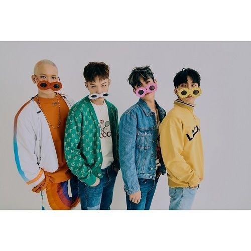 BTOB 4U - 1st Mini Album: INSIDE (SIDE ver.)